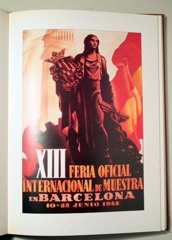 Libros de segunda mano: FIRA OFICIAL I INTERNACIONAL DE MOSTRES A BARCELONA. CARTELLS - Barcelona 1980 - Molt il·lustrat - Foto 5 - 112207680