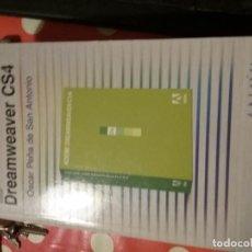Libros de segunda mano: GUÍA PRÁCTICA ADOBE DREAMWEAVER CS4 . Lote 112932903