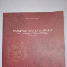 Libros de segunda mano: IMÁGENES PARA LA HISTORIA DE LA DIPUTACIÓN DE CÓRDOBA (1813-1983) 2013 BICENTENARIO . Lote 113005875