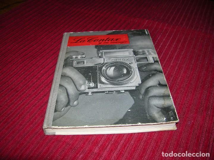 LIBRITO LA CONTAX Y SU MANEJO.W. D. EMANUEL .SEGUNDA EDICIÓN (Libros de Segunda Mano - Bellas artes, ocio y coleccionismo - Diseño y Fotografía)