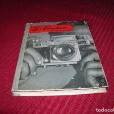 Libros de segunda mano: LIBRITO LA CONTAX Y SU MANEJO.W. D. EMANUEL .SEGUNDA EDICIÓN . Lote 113093375