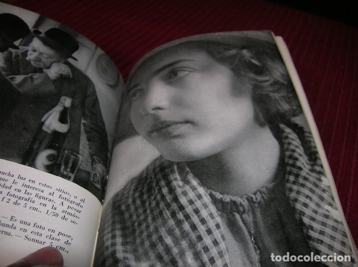 Libros de segunda mano: Librito La Contax y su manejo.W. D. Emanuel .Segunda edición - Foto 5 - 113093375