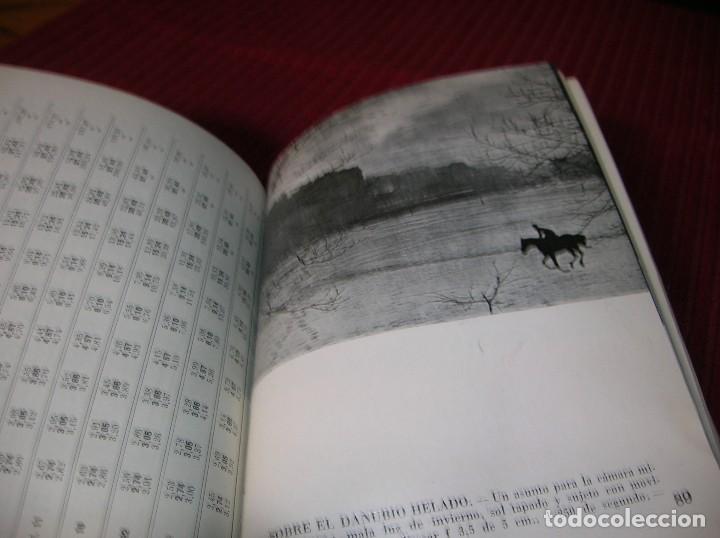 Libros de segunda mano: Librito La Contax y su manejo.W. D. Emanuel .Segunda edición - Foto 6 - 113093375