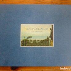 Libros de segunda mano: ARS FRAGMENTARIA JESÚS MARI LAZKANO PUBLICADO POR GALERIA ANTONIO MACHON, MADRID (1999). Lote 113201811