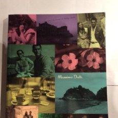 Libros de segunda mano: MASSIMO DUTTI. CATALOGO LAST SUMER IN SICILY 2006.. Lote 134012431