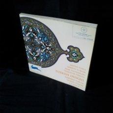 Libros de segunda mano: THE PEPIN PRESS - DISEÑOS TURCOS - CON CD ROM - AGILE RABBIT EDITIONS 2002 - 7 IDIOMAS. Lote 114251331