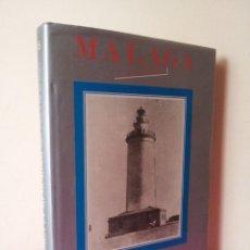 Libros de segunda mano: MALAGA IN MEMORIAM - CIEN AÑOS A PIE DE FOTO - ARGUVAL 1987. Lote 114473791