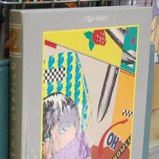Libros de segunda mano: CURSO DE DISEÑO GRAFICO, TOMOS 1 Y 2 . Lote 114980623
