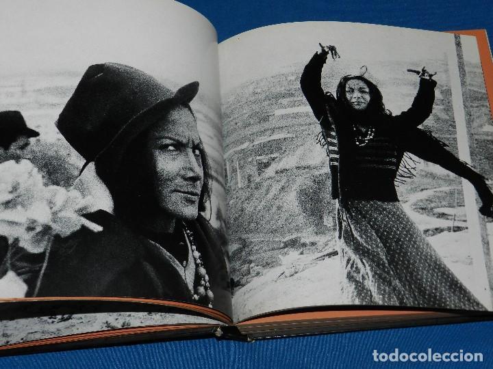 Libros de segunda mano: (MF) LUCES Y SOMBRAS DEL FLAMENCO, FOTOGRAFÍAS DE COLITA, LUMEN ED. 1975. 21X23 CM - Foto 5 - 115217927