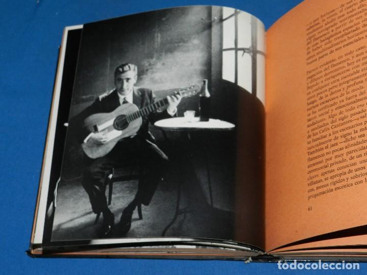 Libros de segunda mano: (MF) LUCES Y SOMBRAS DEL FLAMENCO, FOTOGRAFÍAS DE COLITA, LUMEN ED. 1975. 21X23 CM - Foto 6 - 115217927