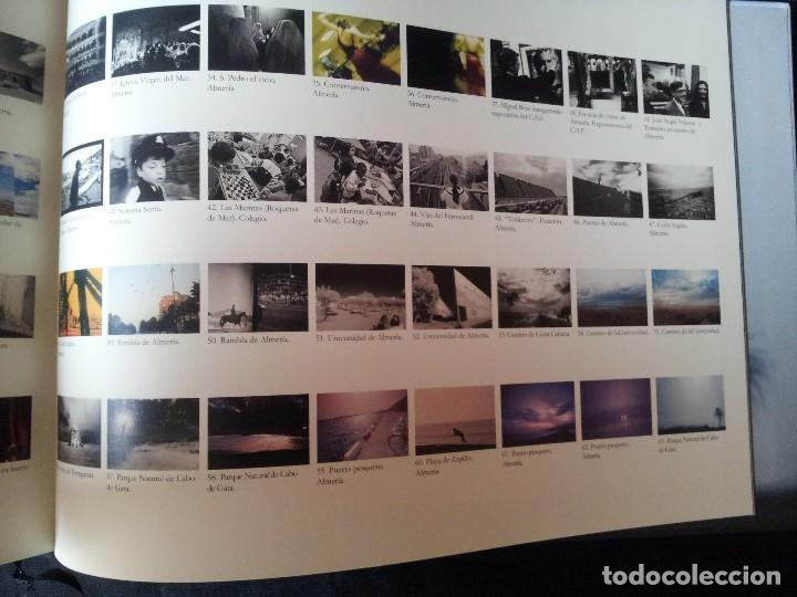 Libros de segunda mano: MANUEL FALCES - ALMERIA...UN LUGAR EN EL TIEMPO - EDICION DE 1000 EJEMPLARES DE 2007 - Foto 5 - 115285451