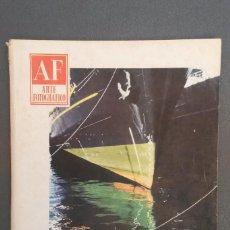 Libros de segunda mano: A542.- AF / ARTE FOTOGRAFICO.- AÑO VII - NUMERO 76 - ABRIL 1958. Lote 115393183