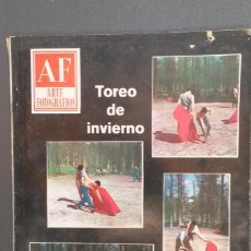 Libros de segunda mano: A552.- AF / ARTE FOTOGRAFICO.- AÑO VIII - NUMERO 87 - MARZO 1959. Lote 115394275