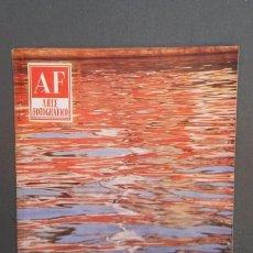 Libros de segunda mano: A555.- AF / ARTE FOTOGRAFICO.- AÑO VIII - NUMERO 93 - SEPTIEMBRE 1959. Lote 115394911