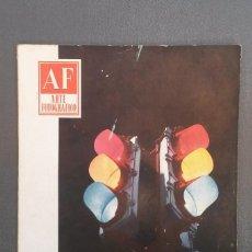 Libros de segunda mano: A543.- AF / ARTE FOTOGRAFICO.- AÑO VII - NUMERO 78 - JULIO 1958. Lote 115395143