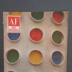 Libros de segunda mano: A553.- AF / ARTE FOTOGRAFICO.- AÑO VIII - NUMERO 90 - JUNIO 1959. Lote 115396423