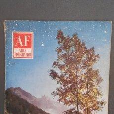 Libros de segunda mano: A551.- AF / ARTE FOTOGRAFICO.- AÑO VII - NUMERO 83 - NOVIEMBRE 1958. Lote 115397063