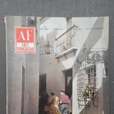 Libros de segunda mano: A558.- AF / ARTE FOTOGRAFICO.- AÑO VIII - NUMERO 94 - OCTUBRE 1959. Lote 115488815
