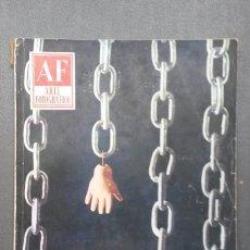 Libros de segunda mano: A557.- AF / ARTE FOTOGRAFICO.- AÑO VI - NUMERO 68 - AGOSTO 1957. Lote 115489243