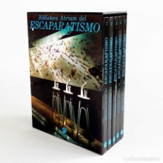 Libros de segunda mano: BIBLIOTECA ATRIUM DEL ESCAPARATISMO. 5 TOMOS. DECORADORES. Lote 115615299
