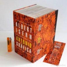 Libros de segunda mano: LIBRO AUTOBIOGRÁFICA ALBERT ISERN. DISEÑO 2007 . Lote 115617711
