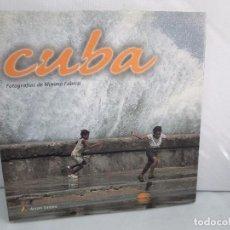 Libros de segunda mano: CUBA FOTOGRAFIAS DE MIMMO FABRIZI. ARCARI EDITORE. 1999. VER FOTOGRAFIAS ADJUNTAS. Lote 115693903