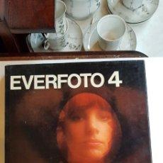 Livres d'occasion: EVERFOTO 4 ALBUN EDITORIAL EVEREST 1976. Lote 115913215
