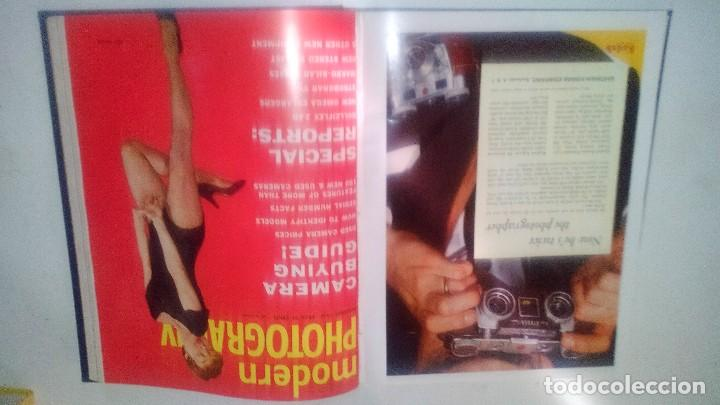 Libros de segunda mano: MODERN PHOTOGRAPHY-AÑO 1955-DE JULIO A DICIEMBRE-ESTADOS UNIDOS-ENCUADERNADO-VER FOTOS - Foto 7 - 116074435