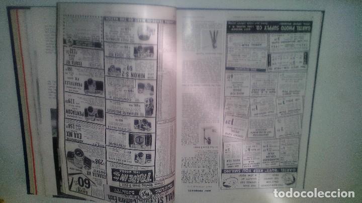 Libros de segunda mano: MODERN PHOTOGRAPHY-AÑO 1955-DE JULIO A DICIEMBRE-ESTADOS UNIDOS-ENCUADERNADO-VER FOTOS - Foto 10 - 116074435