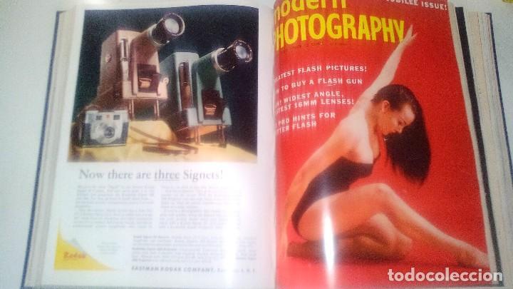 Libros de segunda mano: MODERN PHOTOGRAPHY-AÑO 1955-DE JULIO A DICIEMBRE-ESTADOS UNIDOS-ENCUADERNADO-VER FOTOS - Foto 16 - 116074435