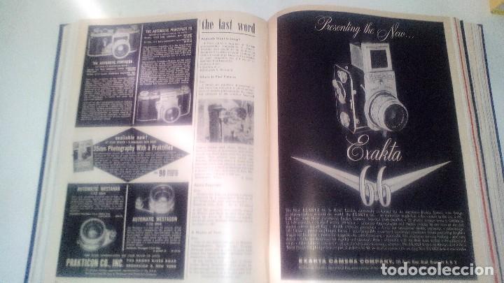 Libros de segunda mano: MODERN PHOTOGRAPHY-AÑO 1955-DE JULIO A DICIEMBRE-ESTADOS UNIDOS-ENCUADERNADO-VER FOTOS - Foto 17 - 116074435