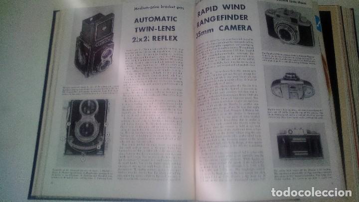 Libros de segunda mano: MODERN PHOTOGRAPHY-AÑO 1955-DE JULIO A DICIEMBRE-ESTADOS UNIDOS-ENCUADERNADO-VER FOTOS - Foto 18 - 116074435