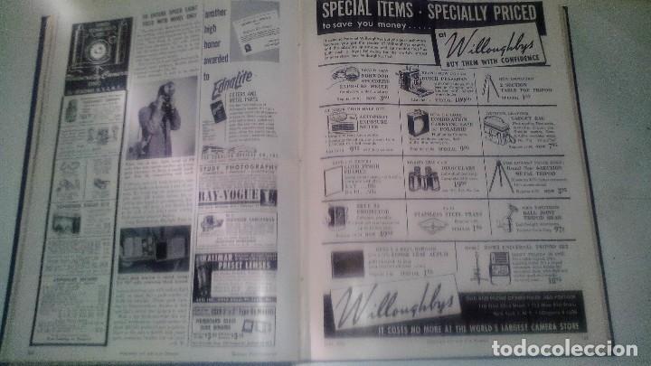 Libros de segunda mano: MODERN PHOTOGRAPHY-AÑO 1955-DE JULIO A DICIEMBRE-ESTADOS UNIDOS-ENCUADERNADO-VER FOTOS - Foto 20 - 116074435