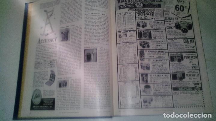Libros de segunda mano: MODERN PHOTOGRAPHY-AÑO 1955-DE JULIO A DICIEMBRE-ESTADOS UNIDOS-ENCUADERNADO-VER FOTOS - Foto 22 - 116074435