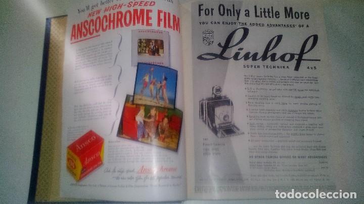 Libros de segunda mano: MODERN PHOTOGRAPHY-AÑO 1955-DE JULIO A DICIEMBRE-ESTADOS UNIDOS-ENCUADERNADO-VER FOTOS - Foto 23 - 116074435