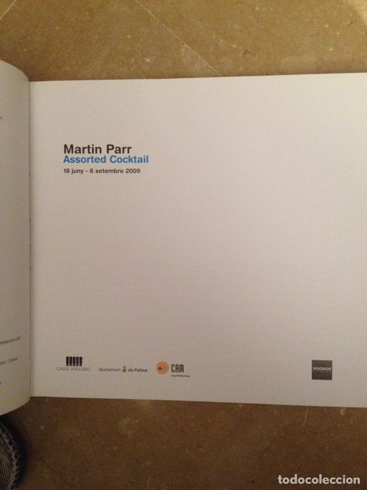 Libros de segunda mano: Assorted Cocktail (Martin Parr) Casal Solleric - Foto 2 - 181993547