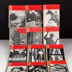 Libros de segunda mano: FOTO BIBLIOTECA. 14 VOLÚMENES. EDICIONES OMEGA. 1948.. Lote 116587563