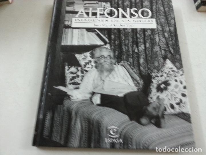 ALFONSO. IMÁGENES DE UN SIGLO. (SOBRE EL FOTÓGRAFO ALFONSO SÁNCHEZ GARCÍA). - SANCHEZ VIGIL-CCC (Libros de Segunda Mano - Bellas artes, ocio y coleccionismo - Diseño y Fotografía)
