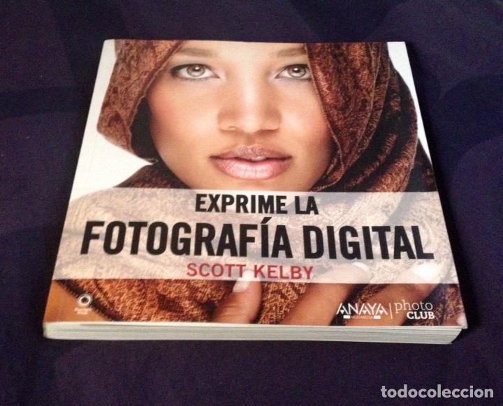 la fotografia digital the digital photography book 3 exprime spanish edition