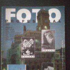 Libros de segunda mano: FOTO PROFESIONAL - FOCO'87. Lote 118016511