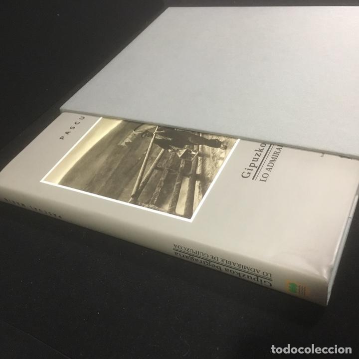 Libros de segunda mano: Gipuzkoa begiragarria. Lo admirable de Guipuzcoa. Pascual Marin. ( Facsímil ) - Foto 2 - 190369586