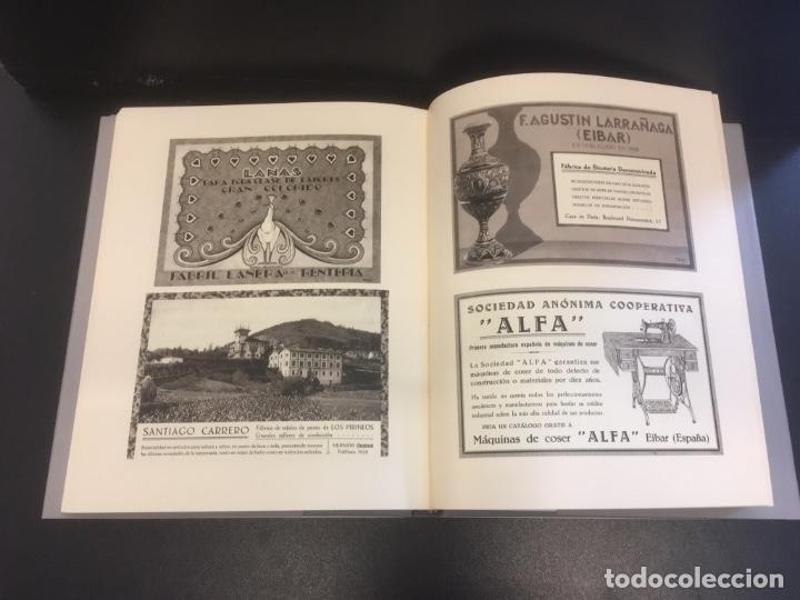 Libros de segunda mano: Gipuzkoa begiragarria. Lo admirable de Guipuzcoa. Pascual Marin. ( Facsímil ) - Foto 18 - 190369586