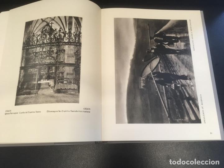 Libros de segunda mano: Gipuzkoa begiragarria. Lo admirable de Guipuzcoa. Pascual Marin. ( Facsímil ) - Foto 8 - 190369586