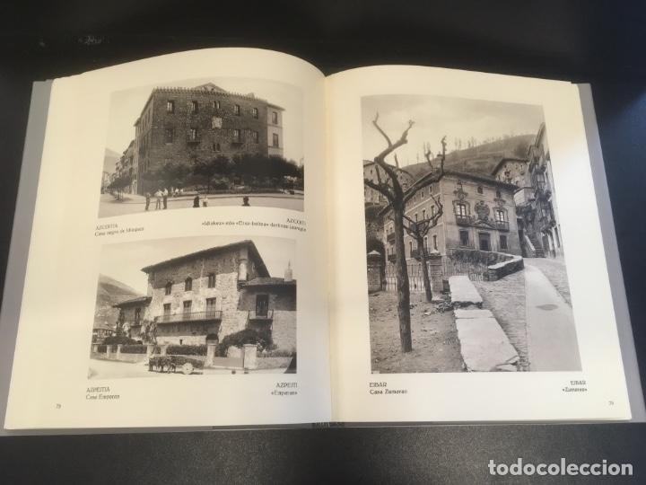Libros de segunda mano: Gipuzkoa begiragarria. Lo admirable de Guipuzcoa. Pascual Marin. ( Facsímil ) - Foto 9 - 190369586