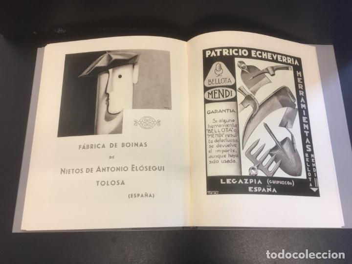 Libros de segunda mano: Gipuzkoa begiragarria. Lo admirable de Guipuzcoa. Pascual Marin. ( Facsímil ) - Foto 15 - 190369586