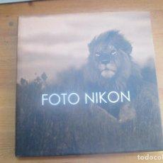 Libros de segunda mano: FOTO NIKON 08. JOSÉ RAMÓN DE CAMPS. NIKON. TAPA DURA. 1ª EDICIÓN. Lote 119091359
