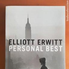Libros de segunda mano: PERSONAL BEST - ELLIOTT ERWITT. Lote 119244340