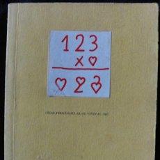Libros de segunda mano: CESAR FERNANDEZ ARIAS - VIÑETAS, 1987 - EDICION LIMITADA 1000 EJEMPLARES -. Lote 119554095