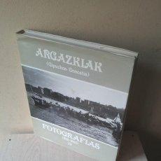 Libros de segunda mano: ARGAZKIAK (GIPUZKOA-DONOSTIA) - FOTOGRAFIAS 1951/1960 TOMO IV- DONOSTIA, SAN SEBASTIAN 1989. Lote 119858559