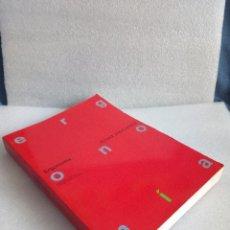 Libros de segunda mano: ERGONOMIA FACTORES HUMANOS EN INGENIERIA Y DISEÑO ERNEST J. MCCORMICK GUSTAVO GILI 1ª ED MUY DIFICIL. Lote 120622799